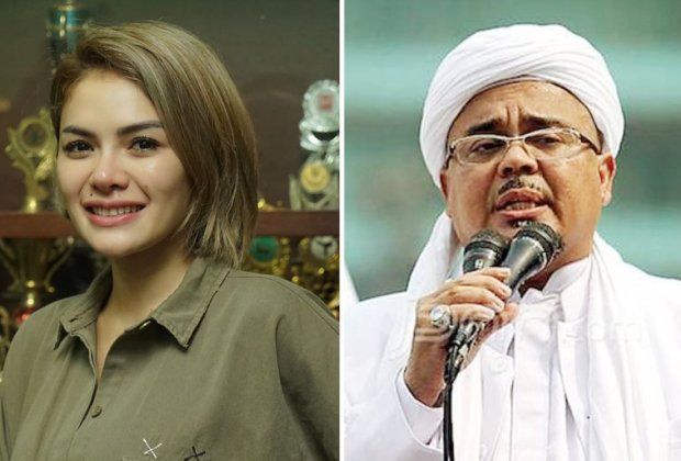 Nikita Mirzani Sebut Habib Rizieq 'Tukang Obat', Netizen Doakan si 'Artis Unfaedah' Kena Azab
