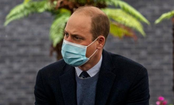 Pangeran William Sengaja 'Tutup Mulut' Saat Terinfeksi Covid-19