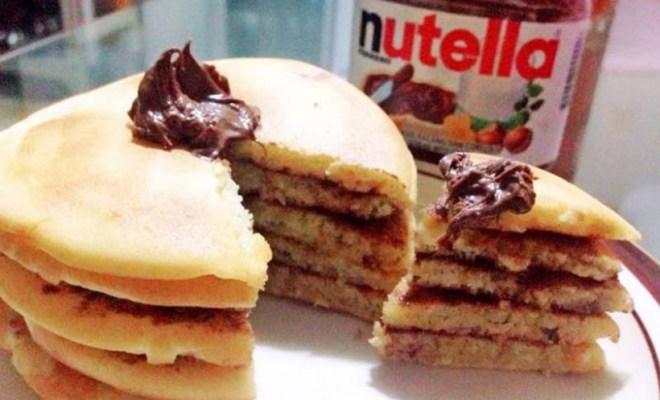 Resep Pancake Nutella ala William Gozali, Praktis dan Enak