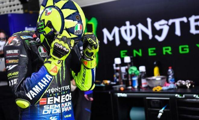 Tak Masuk 10 Besar di FP 1 & 2 MotoGP Valencia, Valentino Rossi Keluhkan Kondisi Motor