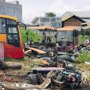 Jadi Bahan Olok-olok Andalan Pro Anies Baswedan, Ratusan 'Bangkai' Bus TransJakarta Era Jokowi-Ahok Diam-diam Mulai Dimusnahkan