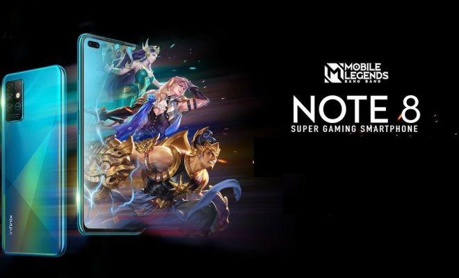 Infinix Note 8, Cocok untuk Main Game