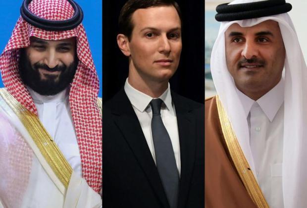 Demi Israel, AS Ngotot Jadi Juru Damai Arab Saudi-Qatar Jelang Akhir Kekuasaan Trump