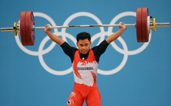Jelang Olimpiade Tokyo 2020, Atlet Angkat Besi Eko Yuli Berharap Vaksin Covid-19 Aman