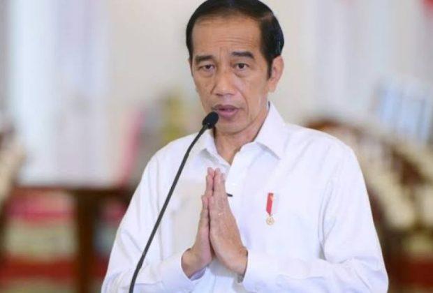 Jokowi Jadi Muslim Peringkat ke-12 Paling Berpengaruh 2021
