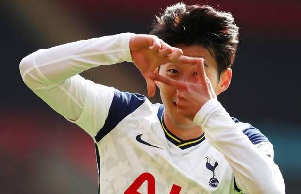 Kalahkan Arsenal di Liga Inggris, Son Heung Min Jadi Bintang Tottenham