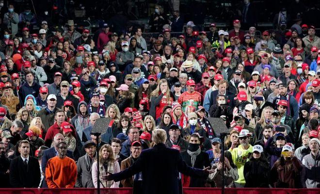 Partai Republik Alami Krisis di Pemilihan Senat, Trump Turun Gunung Berkampanye