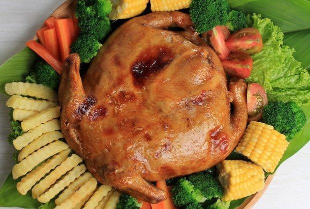 Resep Ayam Kodok, Menu Makan Bersama Saat Natal