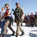 Turki Tangkap Puluhan Tentaranya yang Diduga Terlibat Kudeta 2016