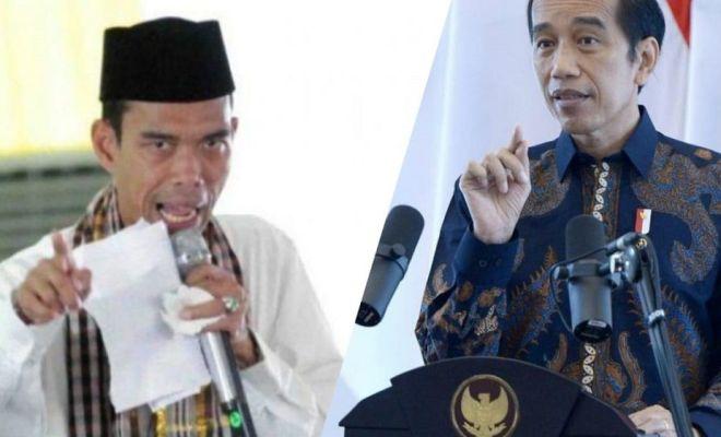 Pilkada Medan, Pamor Jokowi Lebih Moncer Dibanding Abdul Somad