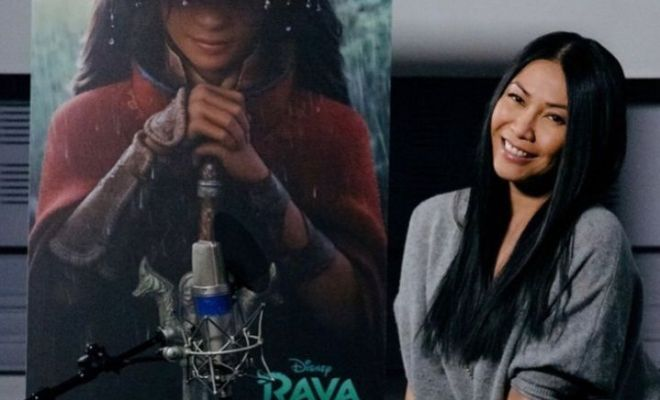 Anggun Jadi Pengisi Suara Film Disney 'Raya and The Last Dragon'