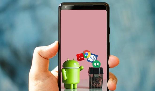 Cara Atasi Ponsel Android yang Lemot