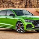 Hankook Resmi Jadi Ban Orisinal untuk Audi Seri Terbaru RS Q8