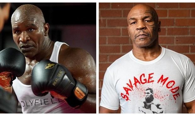 Holyfield vs Tyson jilid III