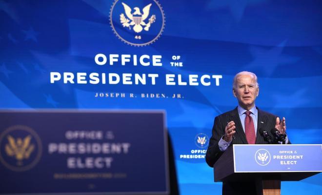 Jelang Pelantikan Biden, AS Siaga Satu di Seluruh Negara Bagian