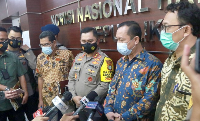 Komnas HAM: Sambil Ketawa, Laskar FPI Nikmati Adu Tembak dengan Polisi