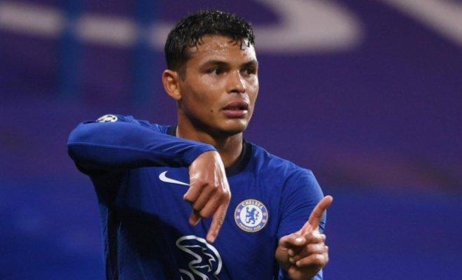 Meski Chelsea Makin Terpuruk, Thiago Silva Tetap Optimis