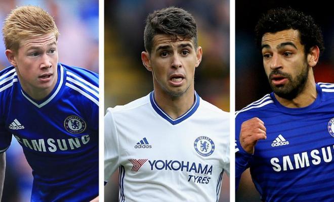 Oscar Ungkap Penyebab Mohamed Salah dan De Bruyne Gagal Bersinar di Chelsea