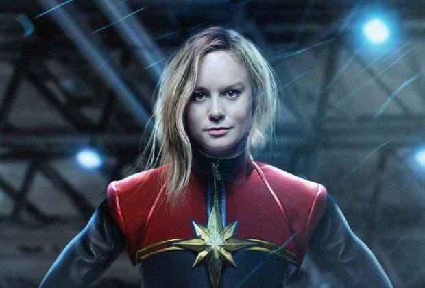 Persiapan 'Captain Marvel 2', Brie Larson Bikin Pusat Kebugaran di Rumah