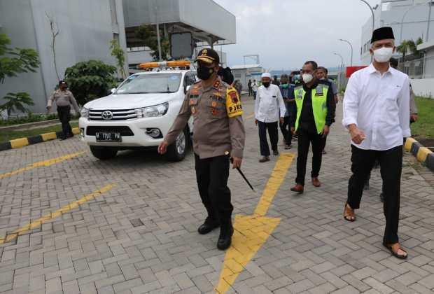 Kapolda Jateng Jemput Jenazah Habib Ja'far di Bandara