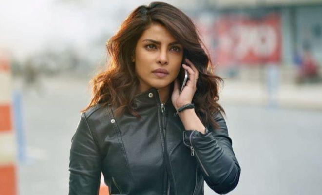 Priyanka Chopra Bocorkan Karakter Perannya di 'The Matrix 4'