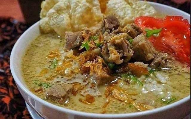 Resep Soto Betawi Pakai Daging Sapi Kuah Santan