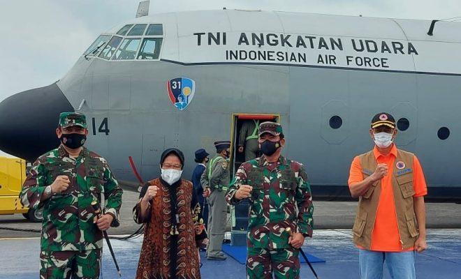 Jokowi Minta Risma dan Kepala BNPB Meluncur ke Lokasi Gempa Mamuju