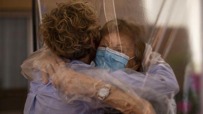 Wanita Spanyol yang Dinyatakan Meninggal Akibat Covid-19, Secara Mengejutkan Kembali Pulang
