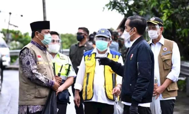 Dihadang Krisis Akibat Pandemi, Bagaimana Perkembangan Infrastruktur Jokowi?