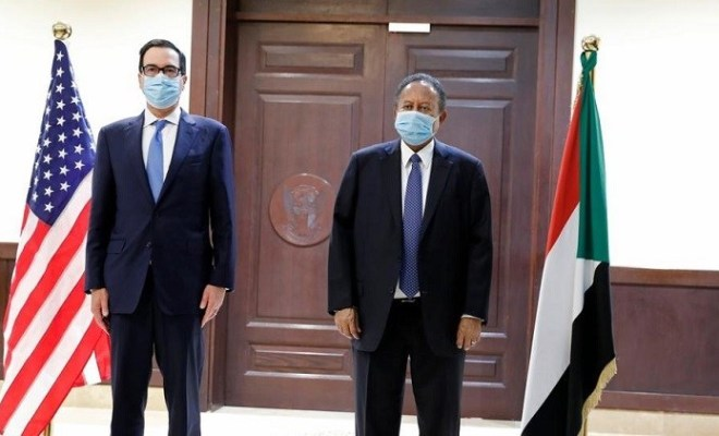 Sudan Terima Imbalan 1 Miliar Dolar dari AS Pascanormalisasi dengan Israel