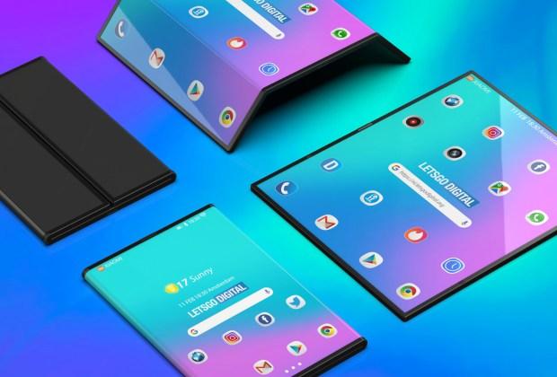 Xiaomi Siapkan Ponsel Layar Lipat Seukuran Tablet
