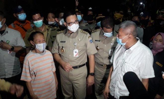 Anies Hapus Program Normalisasi Sungai DKI Cetusan Jokowi