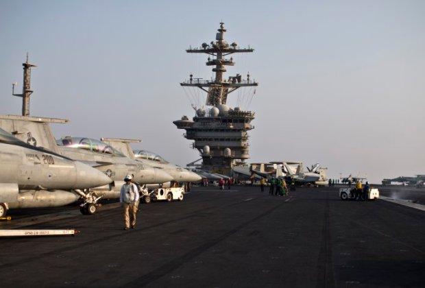 Awak Dua Kapal Perang AS di Timur Tengah Terpapar Covid-19