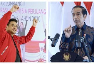 Pesan Khusus Jokowi ke Bobby Nasution Jelang Pelantikannya sebagai Walkot Medan