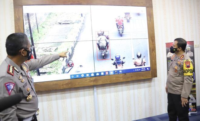 Sejumlah 27 CCTV-Speedcam ETLE Siap Tindak Pelanggar Lalin di Jateng