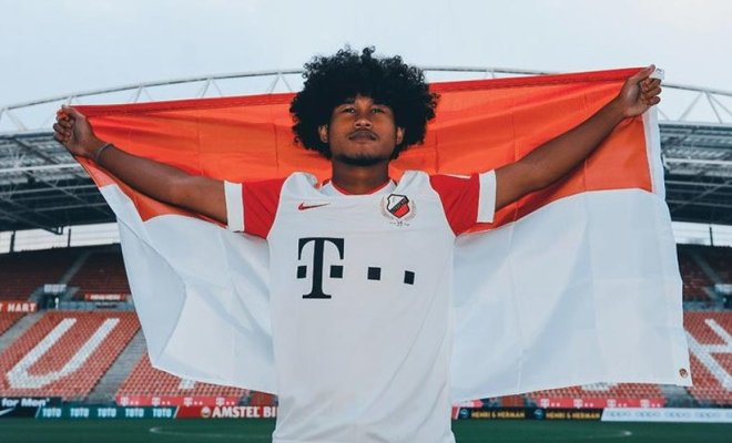 Direkrut FC Utrecht, Bagus Kahfi Ingin Buktikan Keahlian