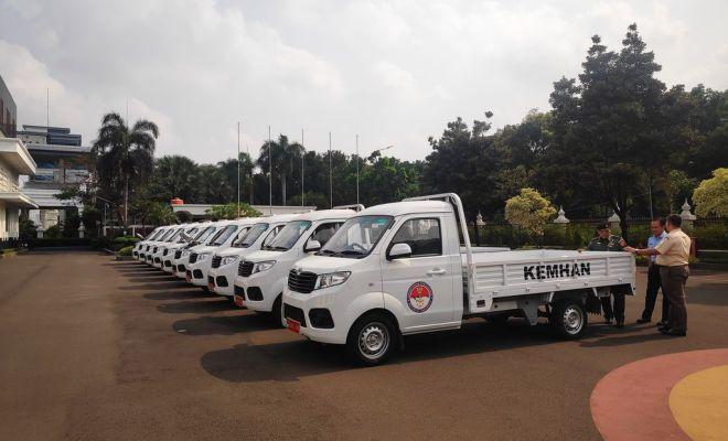 Mobil Esemka Andalan Jokowi Akhirnya Diborong Prabowo Jadi Mobil Kemenhan