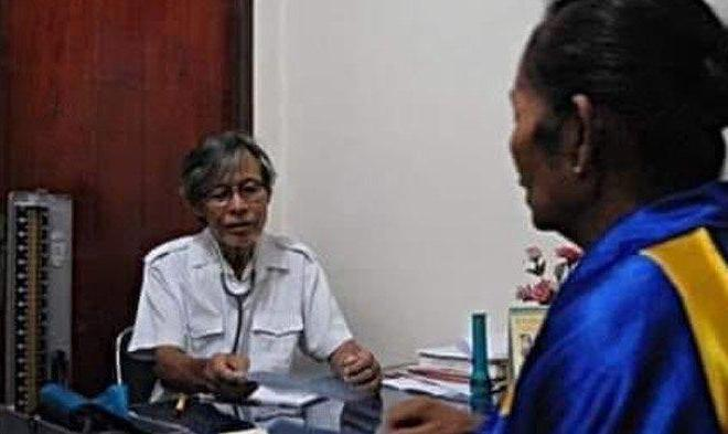 Fakta Kesahajaan dan Kedermawanan FX Soedanto, 'Dokter Seribu Rupiah' Asal Kebumen di Jayapura