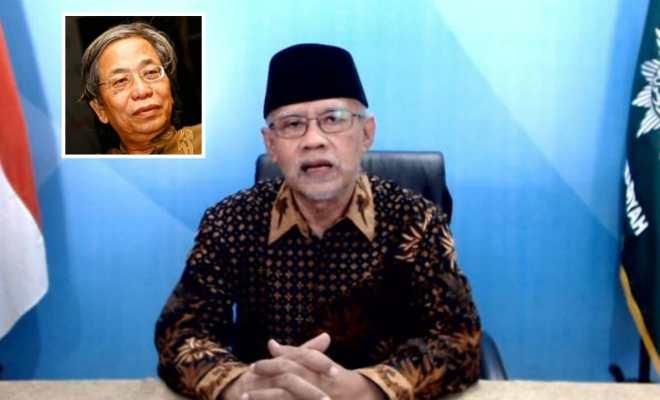 Ketum PP Muhammadiyah Haedar Nashir Sampaikan Duka Cita atas Wafatnya Ketua Dewan Syuro IJABI Jalaluddin Rakhmat