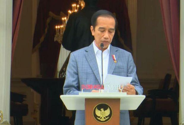 PP Jaminan Kehilangan Pekerjaan Resmi Diteken Jokowi