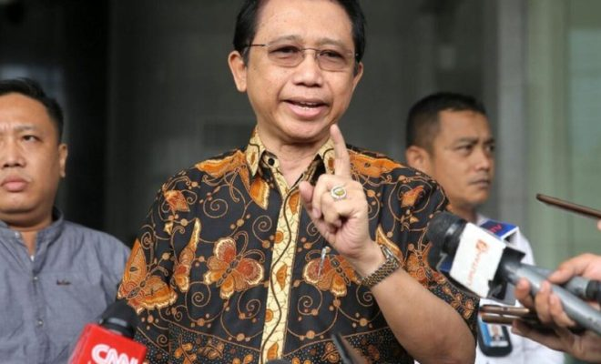 Seret Nama Jokowi, Marzuki Alie Sebut AHY Tak Punya Etika