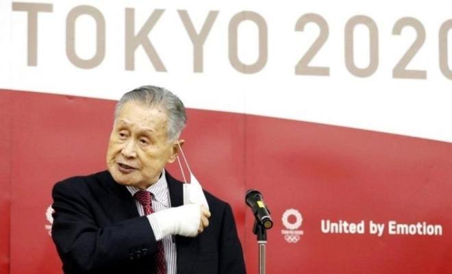 Ketiban Hujan Kritik karena Dianggap Lecehkan Perempuan, Ketua Panitia Olimpiade Tokyo Bersiap Mundur