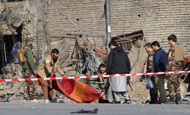 Pegawai Pemerintah Afghanistan Tewas dalam Sejumlah Serangan di Kabul