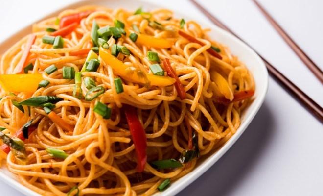 Resep Siu Mie, Hidangan Khas Imlek dan Lambang Pengharapan Panjang Umur
