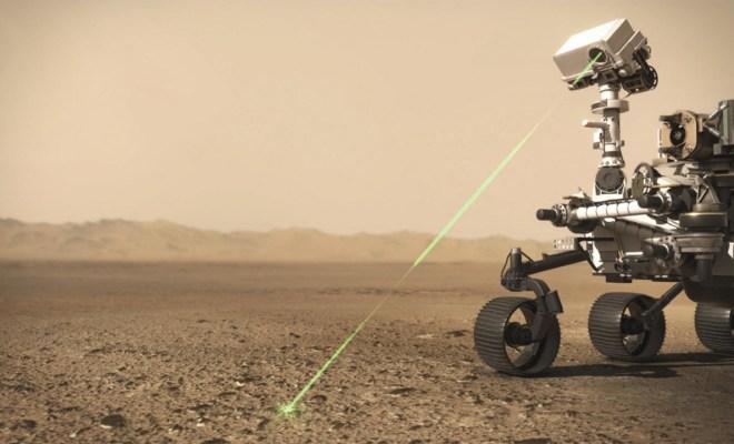 Robot NASA Sukses Mendarat di Mars