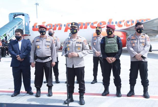 Polri Tangkap 26 Orang Teroris Afiliasi JAD-ISIS, Sebagian Besar Anggota FPI