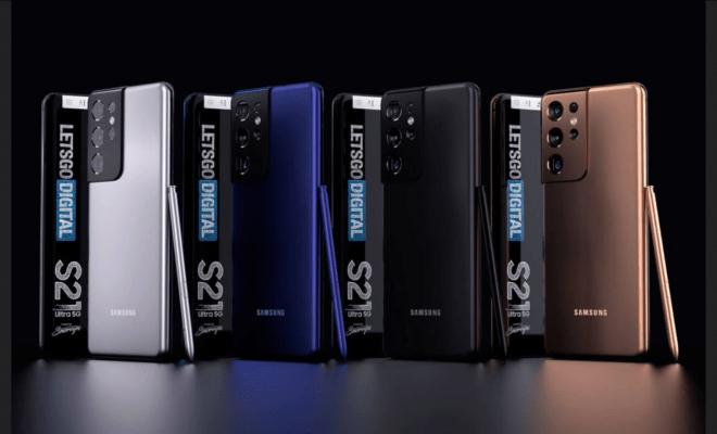 Samsung Rilis Ponsel Premium Galaxy S21 Series yang Makin Canggih