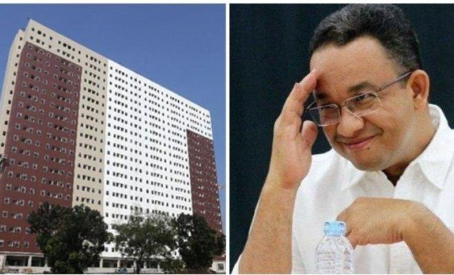 Rumah DP 0 Rupiah, Program Ninabobok Anies untuk Warga Miskin Kota atau Golongan Kaya?