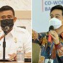 Anak dan Menantu Jokowi Kompak Bagi-bagi HP dan Laptop Gratis