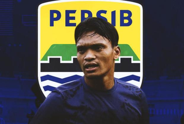 Ferdinand Sinaga Kembali Berseragam Persib Bandung